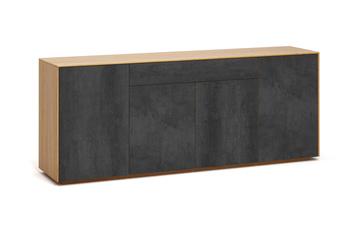 s503g k2 sideboard savoia antracite a1w kernbuche dgl