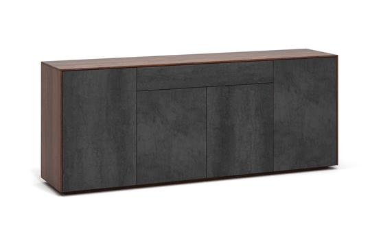 s503g k2 sideboard savoia antracite a1w nussbaum dgl
