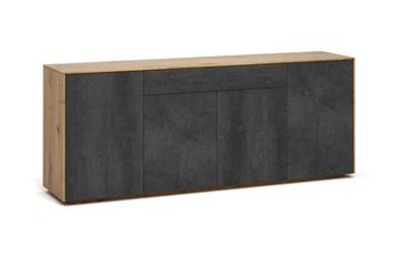 s503g k2 sideboard savoia antracite a1w wildeiche dgl