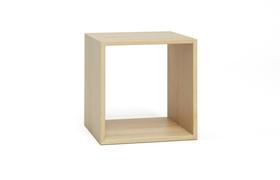 cube wuerfelregal 18 a1w ahorn dgl