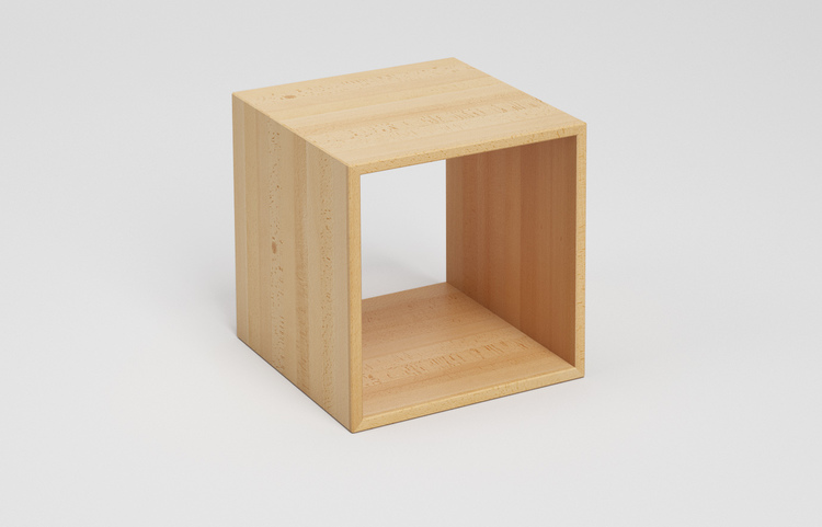 cube wuerfelregal 18 a3 buche dgl