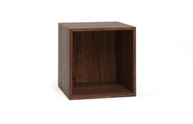 cube wuerfelregal 18 rw a1w nussbaum dgl