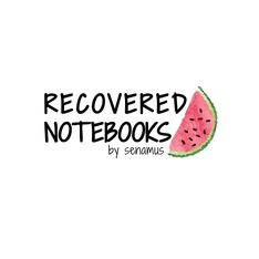 Recovered Notebook