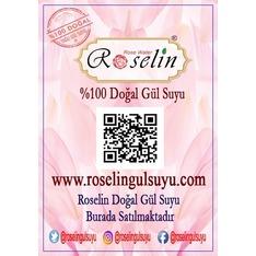 Roselin Doğal Gül Suyu