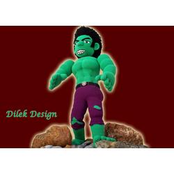 5: Hulk Amigurumi Oyuncak | Ev yapımı Marvel Oyuncak - YouTube | 250x250