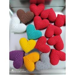 Örgü amigurumi kalp yapımı - detaylı tarif – 10marifet.org | 250x250