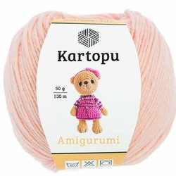 Kartopu Cotton Mix Mavi El Örgü İpi - 2106S | Hand knitting yarn ... | 250x250