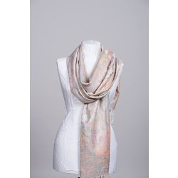 762a69075 Cream Fall Winter oversize Pashmina Scarf or Shawl. Christmas Gift Scarf  for women. Fashion accessor