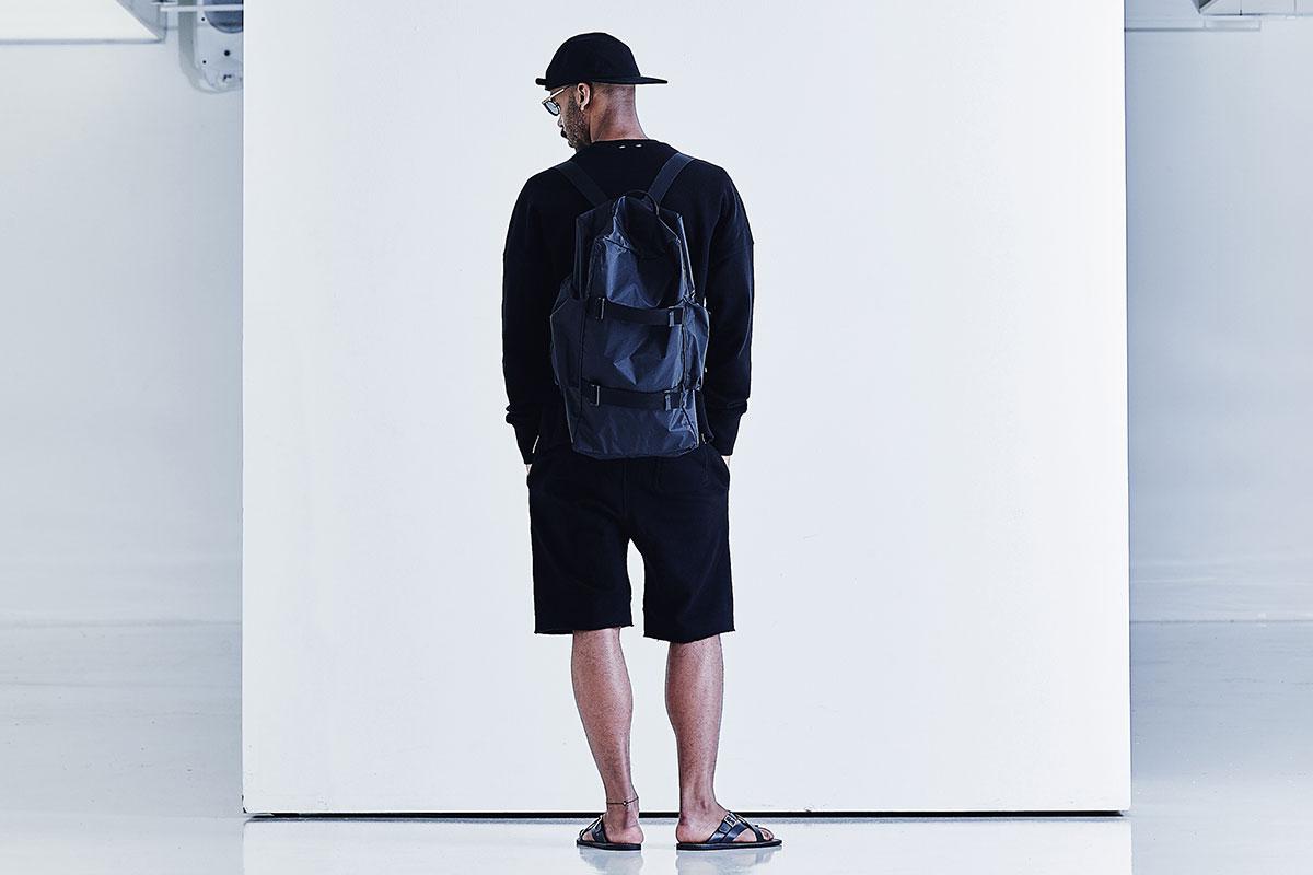 GEAR3 by SAEN: Rucksäcke und Taschen mit Mechanik als Vorbild - Titelbild
