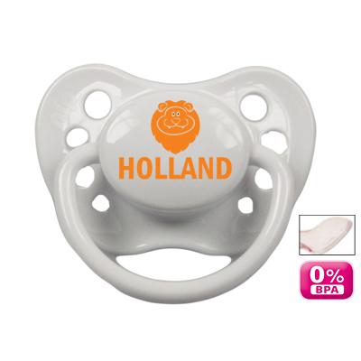 Fopspeen 'Holland Leeuw'