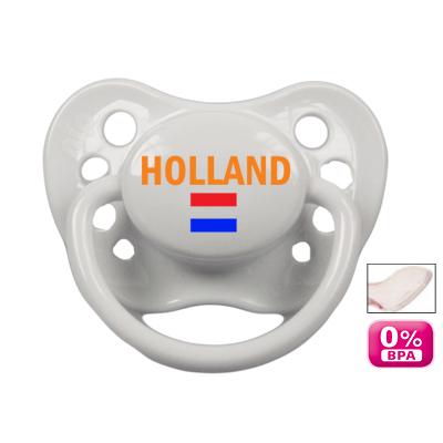 Fopspeen 'Holland vlag'