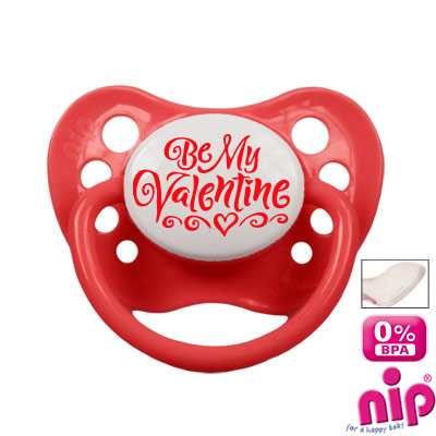 Fopspeen 'Be My Valentine'
