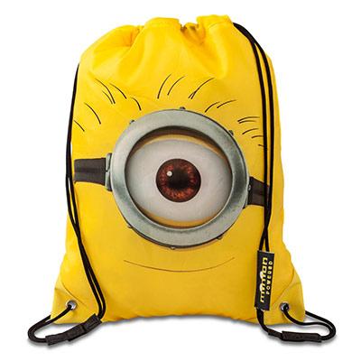 Despicable Me/ Verschrikkelijke ikke Minions Turnzak (oog)