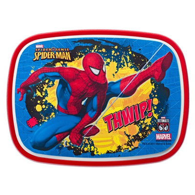 Lunchbox Mepal Campus midi : Spiderman