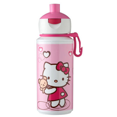 Drinkfles Mepal Campus pop-up : Hello Kitty