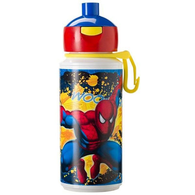 Drinkfles Mepal Campus pop-up : Spiderman