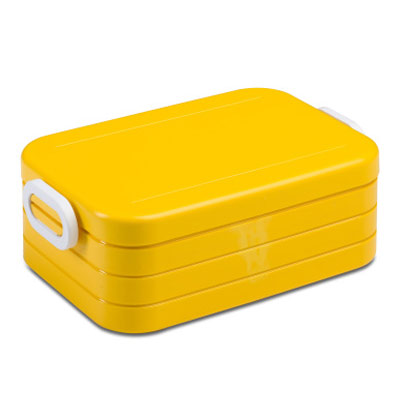 Mepal Lunchbox Take A Break Midi - Geel