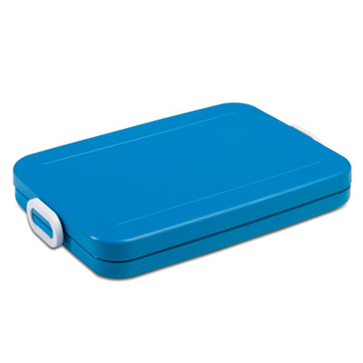 Mepal Lunchbox Take A Break Flat - Aqua