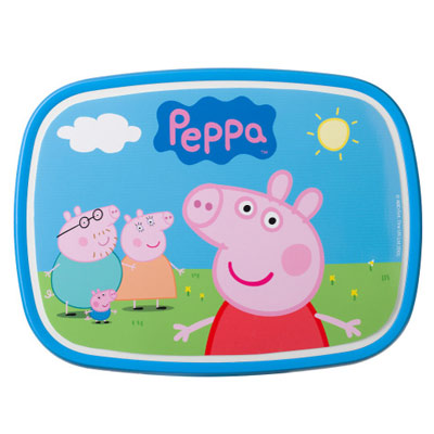 Lunchbox Mepal Campus midi : Peppa