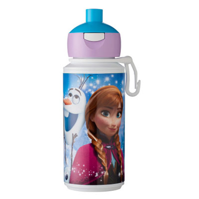 Drinkfles Mepal Campus pop-up : Frozen (Anna & Elsa)