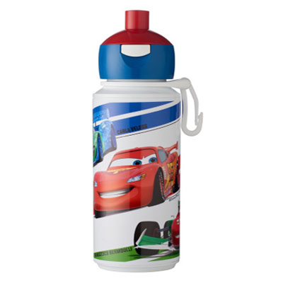 Drinkfles Mepal Campus pop-up : Disney Cars World Grand Prix