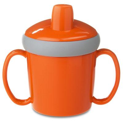 Mepal Antilekbeker 200 ml - Oranje