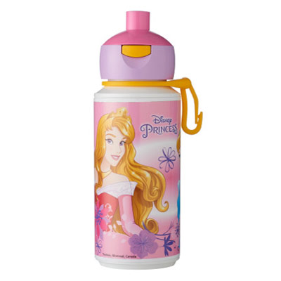 Drinkfles Mepal Campus pop-up : Disney Princess Medallion