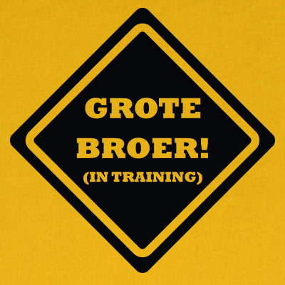 Grote broer (in training)