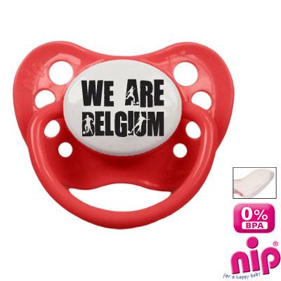 Fopspeen 'We are Belgium'