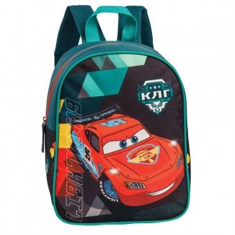 Disney Cars rugzak Groen (klein)