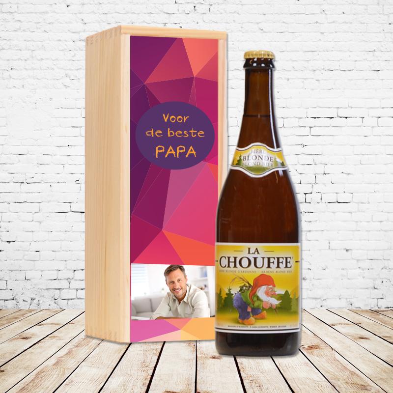 Gepersonaliseerd bierpakket La Chouffe