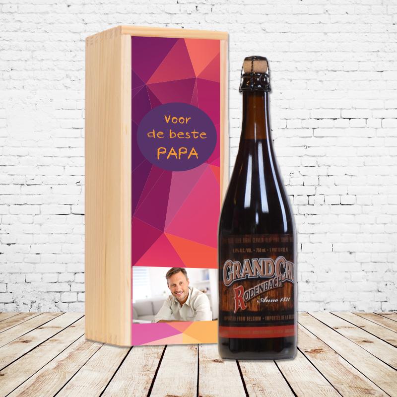 Gepersonaliseerd bierpakket Rodenbach Grand Cru