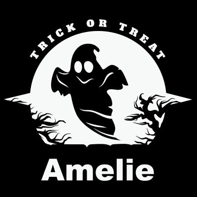 Création Halloween Fantôme 2