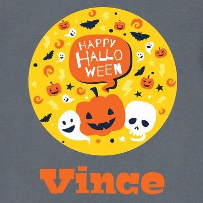Halloween design Happy Halloween 2
