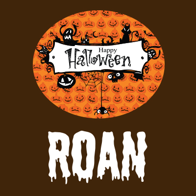 Halloween design Happy Halloween 3