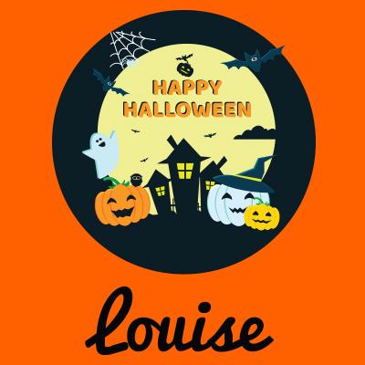 Halloween design Happy Halloween 4