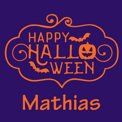 Halloween design Happy Halloween 5