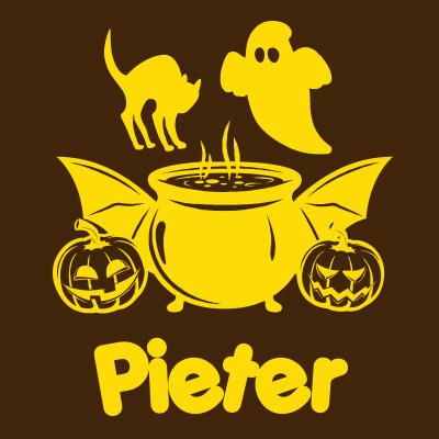 Halloween design Kookpot
