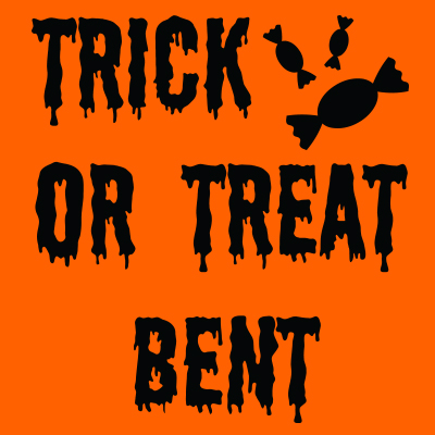 Halloween design Trick or Treat