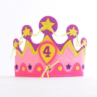 Kroon meisje