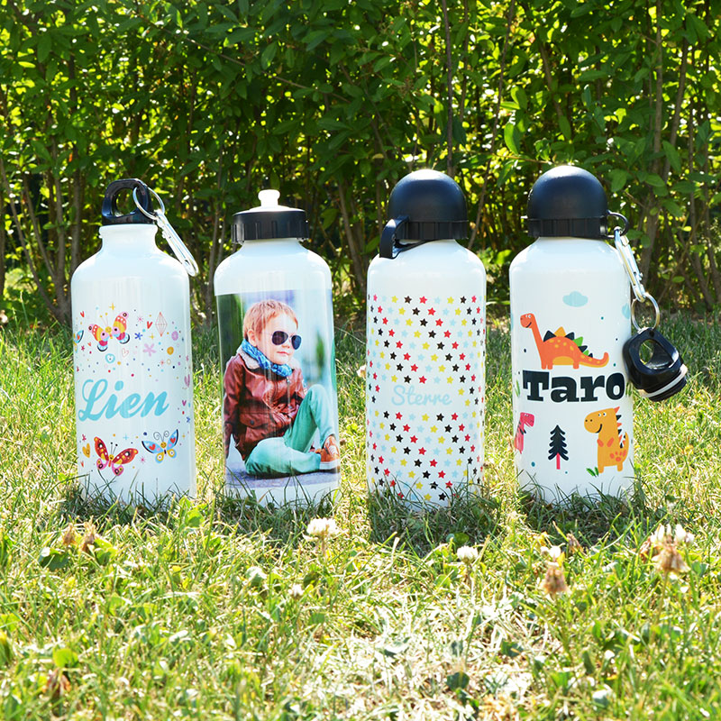 Gepersonaliseerde drinkfles (500ml)