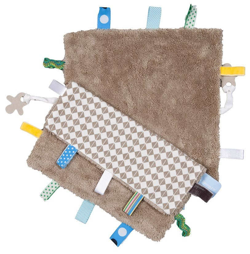 Comfort Toy Snoozebaby - Desert Taupe