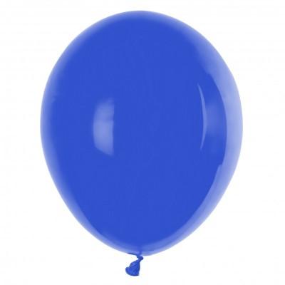 Set van 10 ballonnen - donker blauw (30 cm)