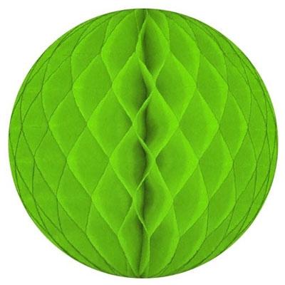 Honeycomb rond - appelgroen 50 cm