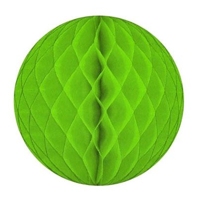 Honeycomb rond - appelgroen 30 cm
