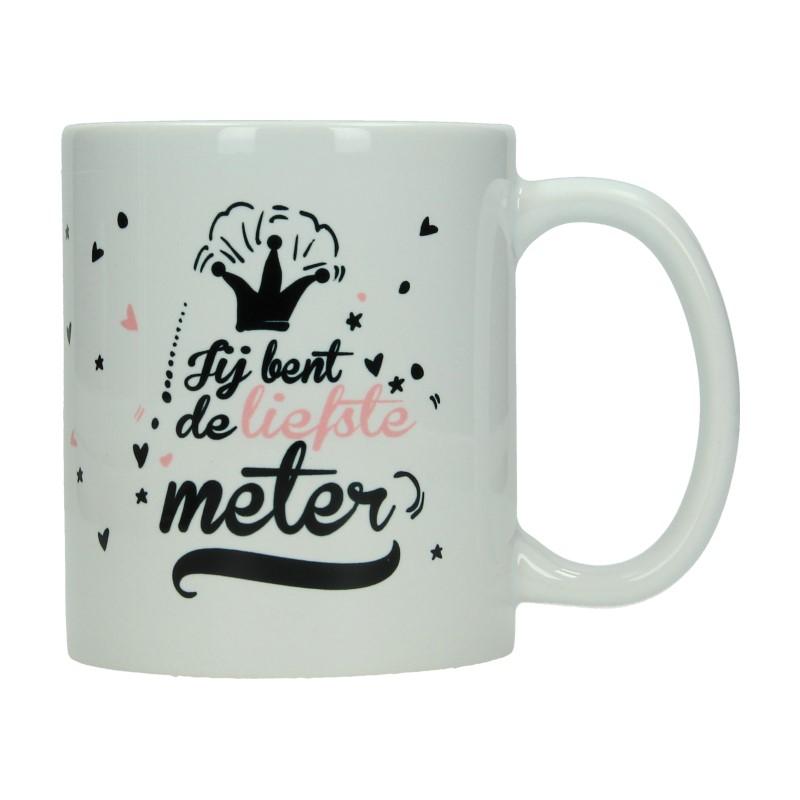 Mok - Liefste Meter - Kroon
