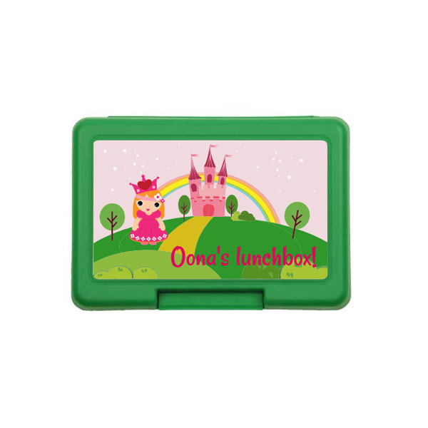 Personalised lunchbox Mini