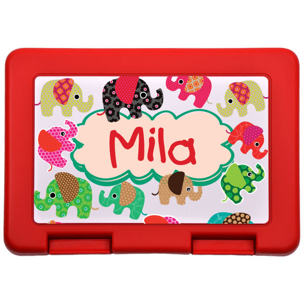 Personalised lunchbox Large