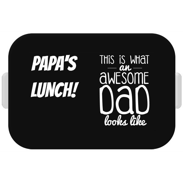 Mepal to go Lunchbox met naam, large