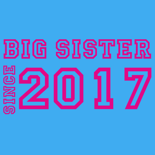 Big sister since 2017